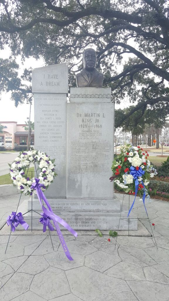 king-memorial-new-orleans